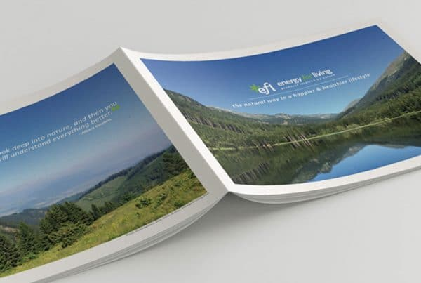 energy for living brochure