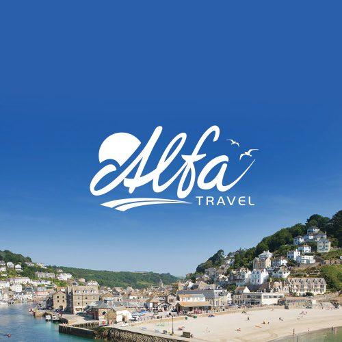 Alfa travel branding 2