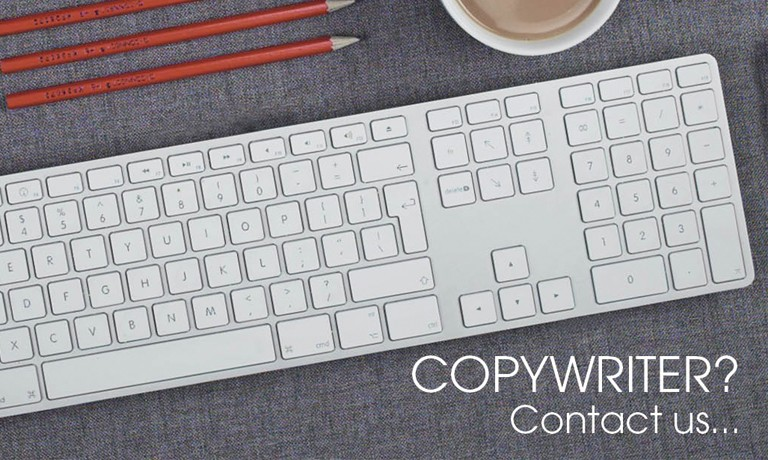 Seeking a local to Worcester based copywriter