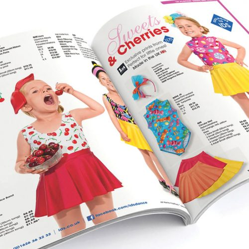 international dance supplies catalogue spread 1