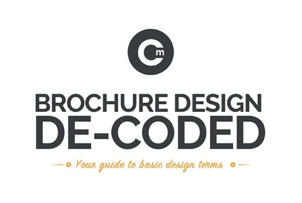 brochure design de-coded