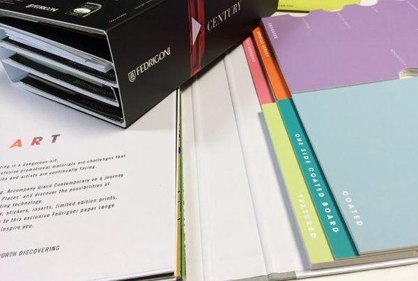 fedrigoni paper samples