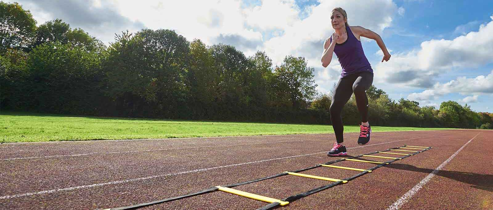 Dani Halsall Running Guide