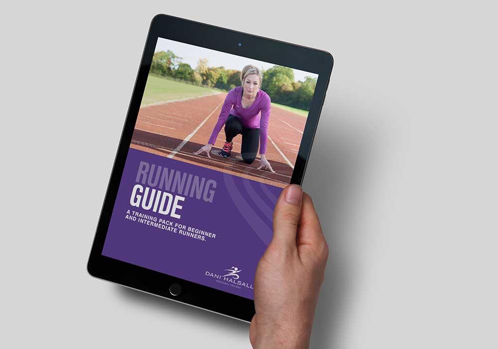 Dani Halsall Running Guide - Running Guide