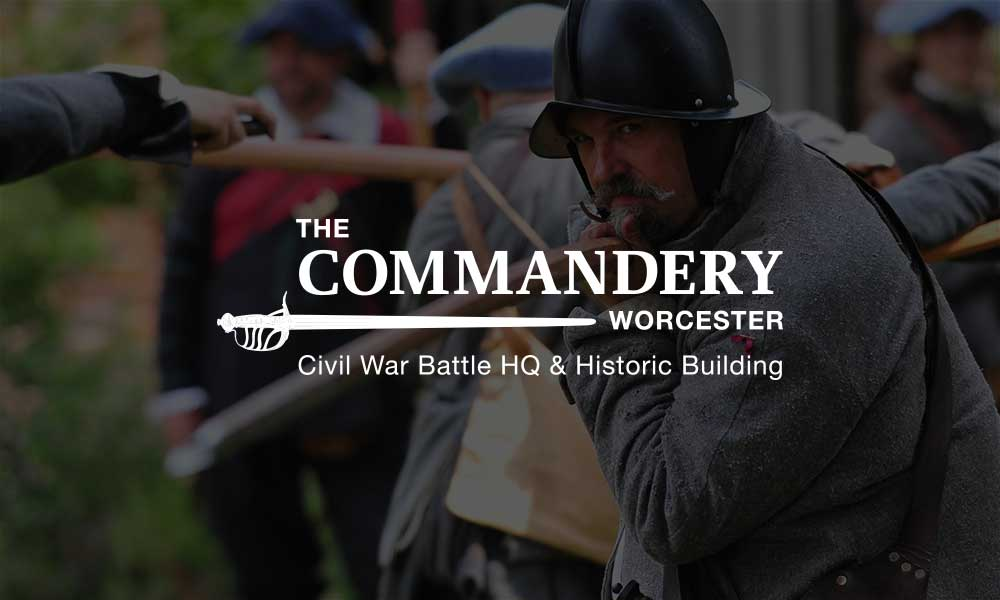 The Commandery Logo