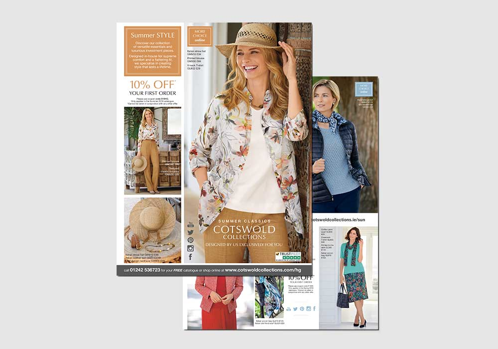 Cotswold Collections adverts - Womens Fashion