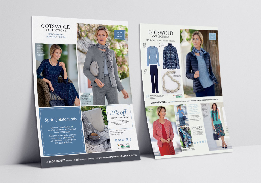 Cotswold Collection adverts - Womens Fashion
