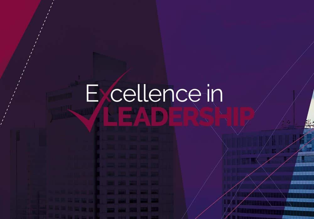 Excellence in Leadership Corporate logo design