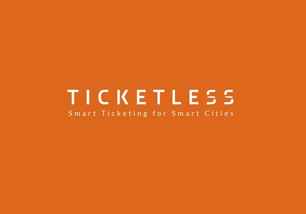 Ticketless brochure