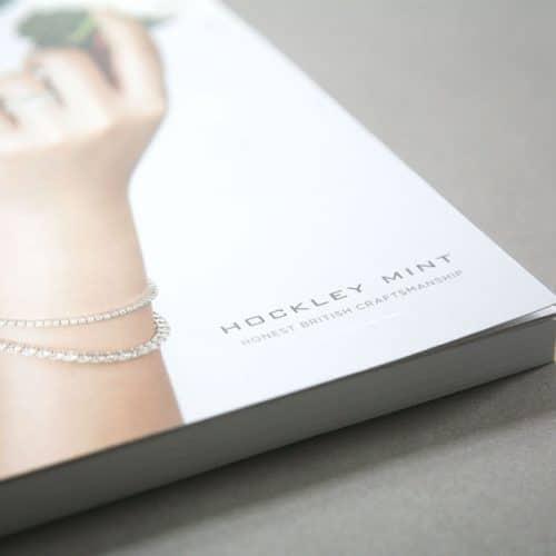 Hockley Mint Catalogue Logo