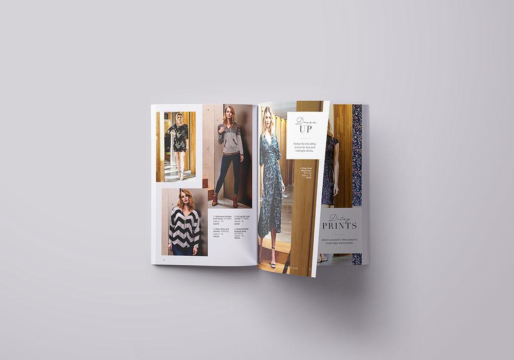 Izabel fashion brochure