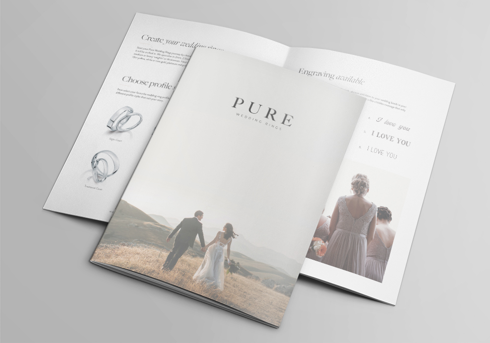 Wedding Ring Brochure