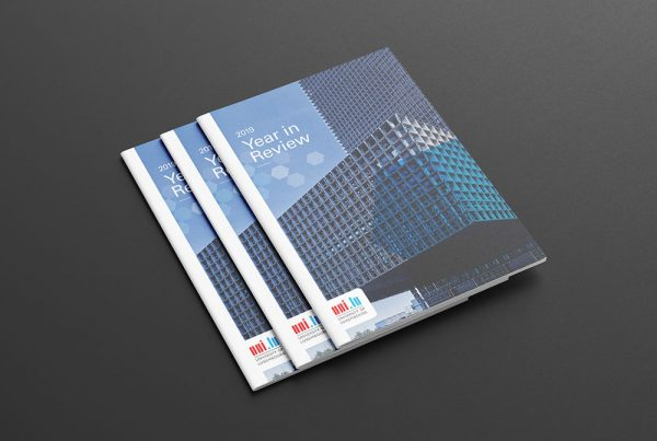 University of Luxembourg annual report cover